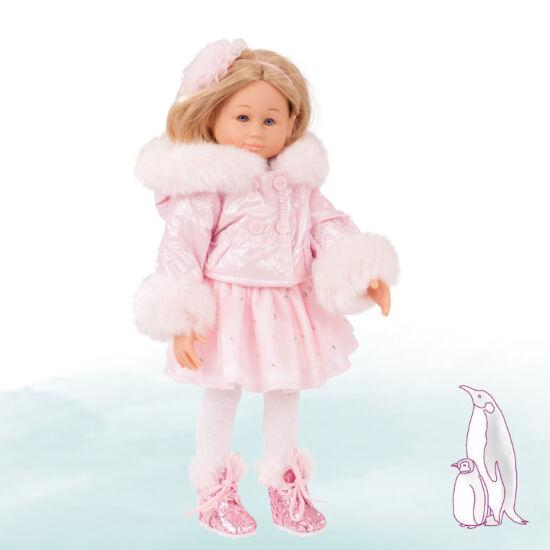 GÖTZ  Lisa baba, téli ruhában